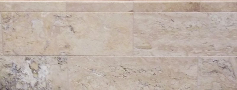 Bathroom tile expertly installed by Avid Co.