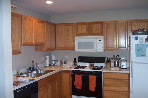Chicago Kitchen Remodel-Before
