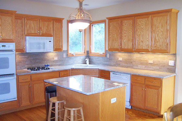 Downers Grove Kitchen Update Dupage County Area