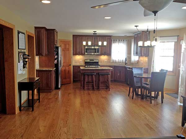 Lombard Multi-Room Remodel